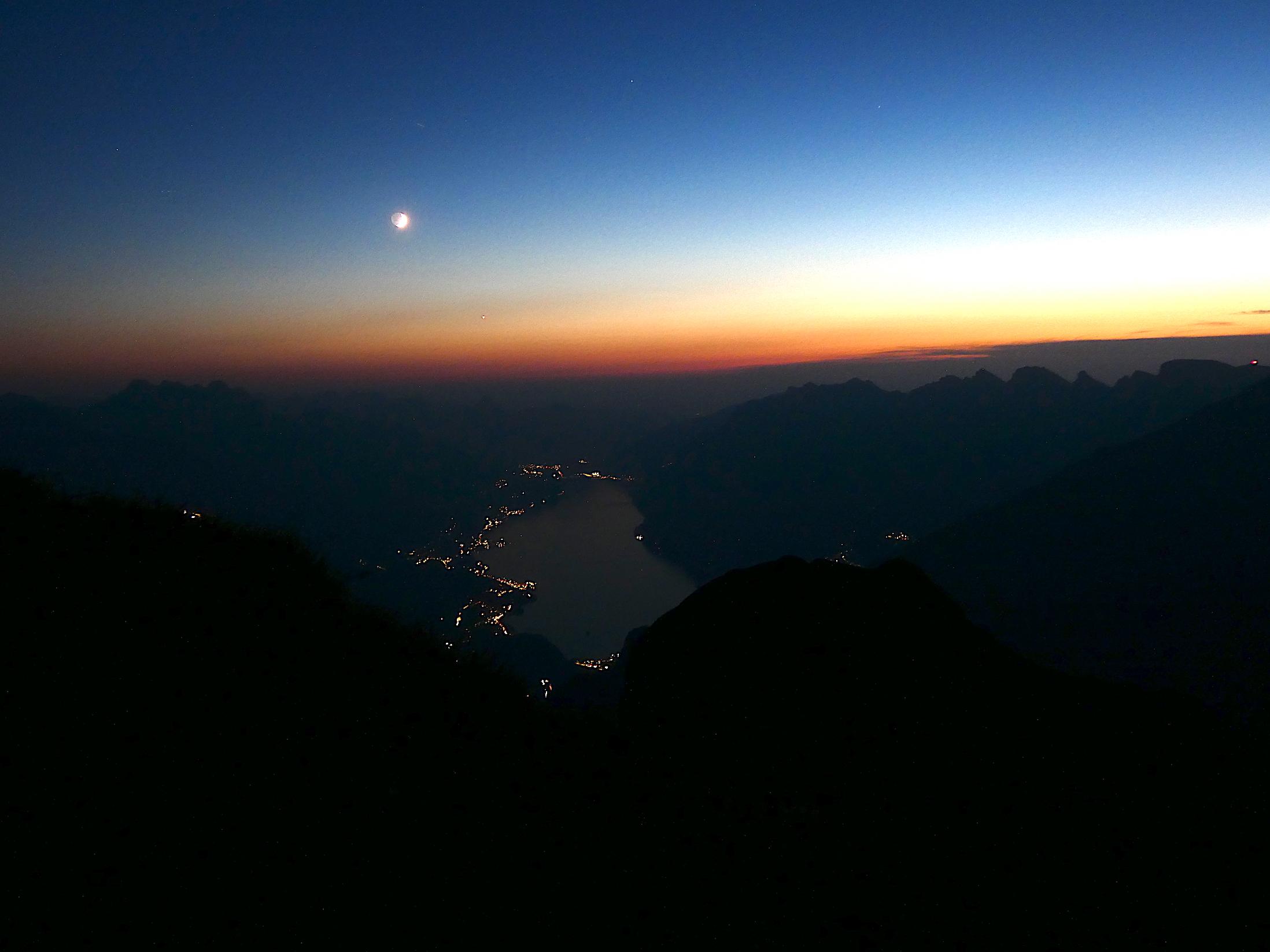 Nacht auf dem Alvier 11821JPG